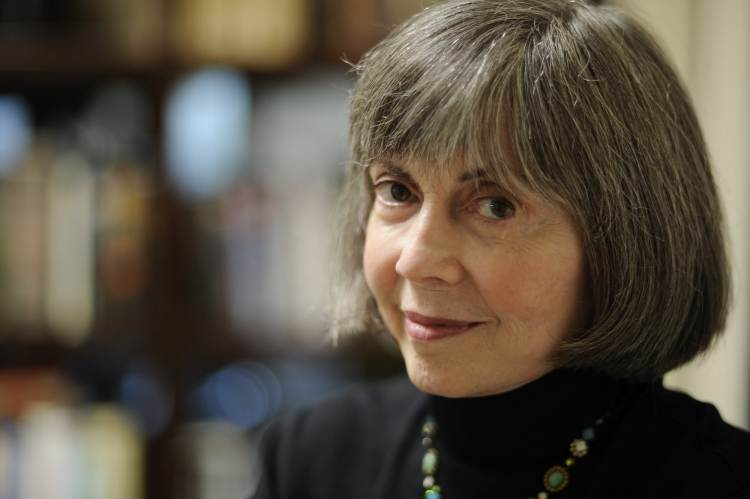 Anne Rice (Fotó: latimes.com)
