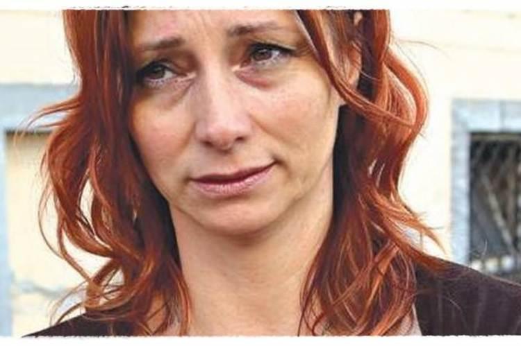 Renner Erika, a lúgos támadás áldozata