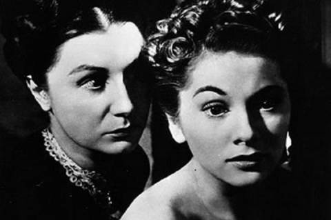 Jelenet Alfred Hitchcock Rebecca című filmjéből