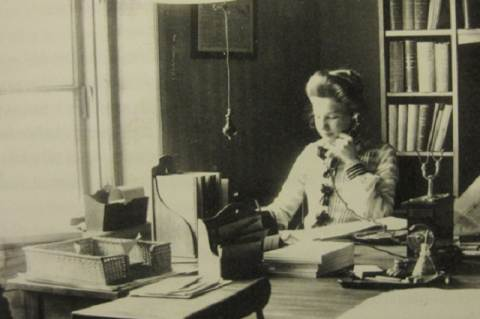 Elin Wägner 1897-ben