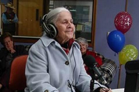 Mary Maguire 2008-ban, amikor őt interjúvolták meg egykori munkahelyén