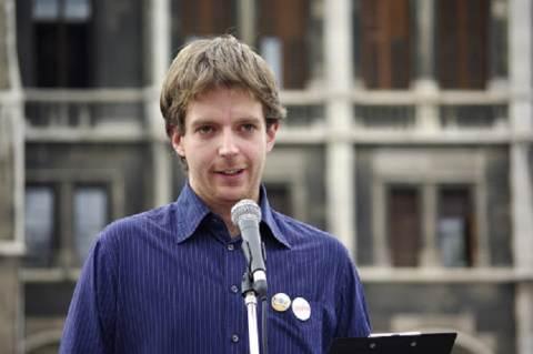 Tanos Áron (Fotó: Ökrös Attila)