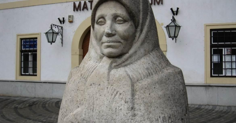 Kis Jankó Bori szobra (Ács József, 1969)