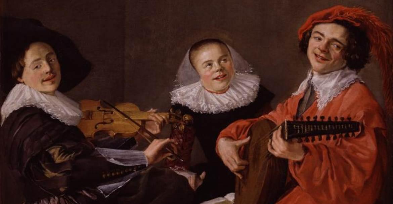 Judith Leyster: A hangverseny (ca. 1633)
