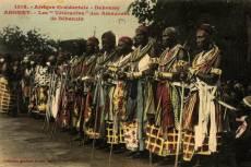 A mai Benini Köztársaság helyén egészen 1900-ig a Dahomey Afrikai Királyság állt, amely igen fejlett és különleges hadsereggel rendelkezett.