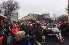 Women's March, Washington, fotó: Singer Ilona