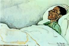 Ferdinand Hodler: Agónia