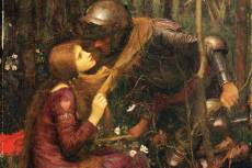 John William Waterhouse: La Belle Dame Sans Merci 1893