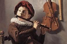 Judith Leyster: Az ifjú fuvolás (ca. 1635)