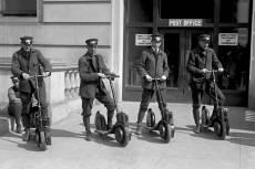 Négy speciális szállító az USA postaszolgáltatásából 1915-ben