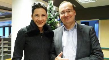 Jari Vilen és Sőregi Éva